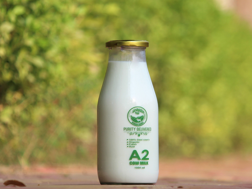 A2 Milk Home Delivery Pune